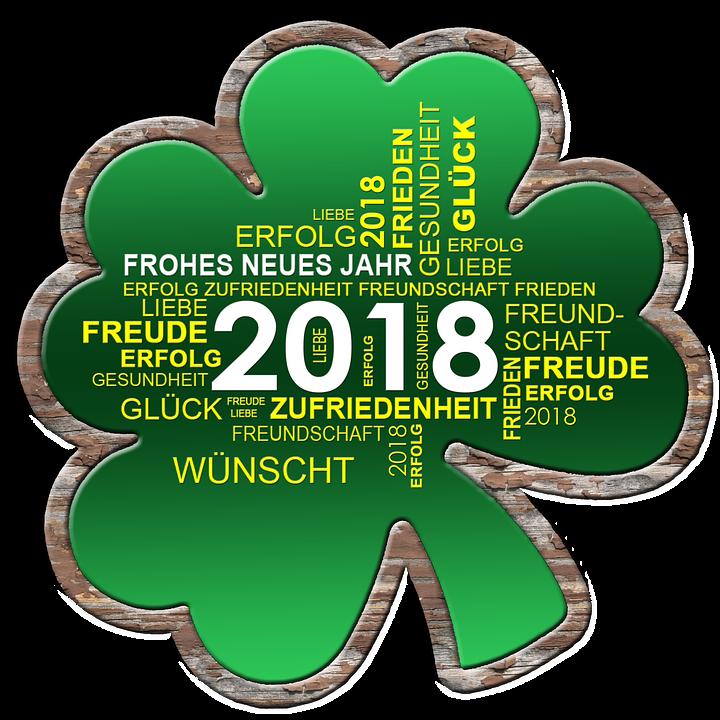 Wir wünschen ein tolles neues Jahr 2018 !! – CARRY Software GmbH